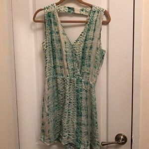 Parker - silk dress - XS